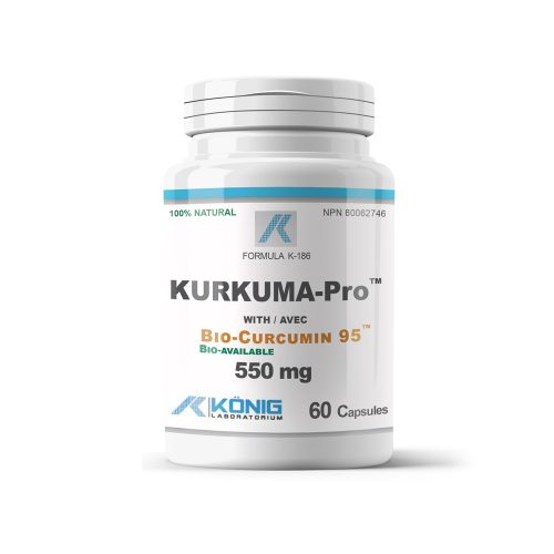Kurkuma Pro - antioxidant, neuroprotector