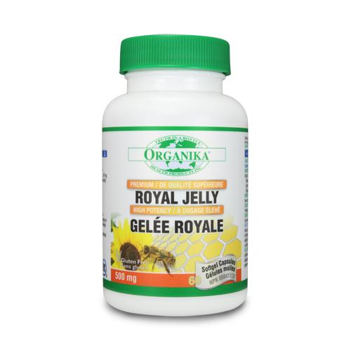 Lăptișor de matcă premium (Royal Jelly forte)
