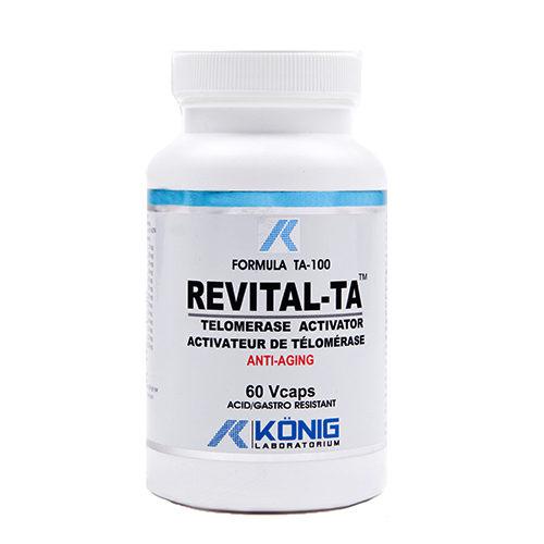 Revital-Ta, formula TA-100