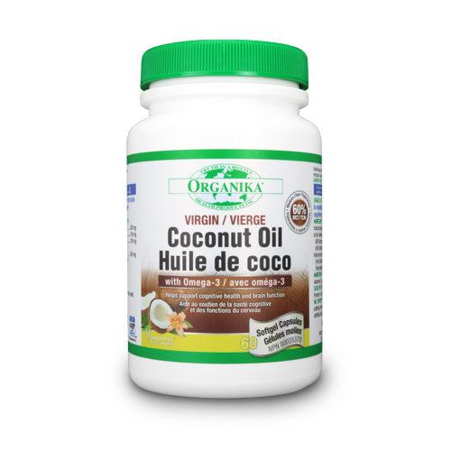 Ulei de cocos cu Omega-3