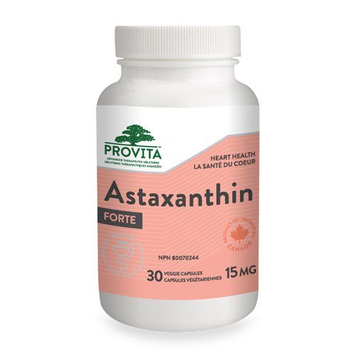 Astaxanthin forte - 15 mg – 30 capsule