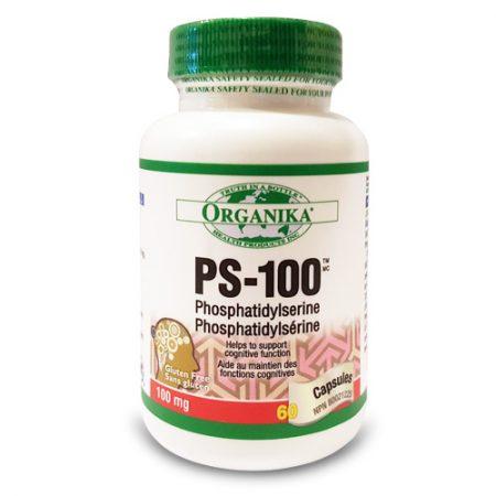 PS-100 forte (fosfatidilserina) - esențial pentru creier