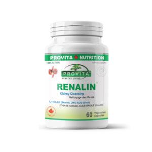Renalin - guta, pietre la rinichi, detoxifiant