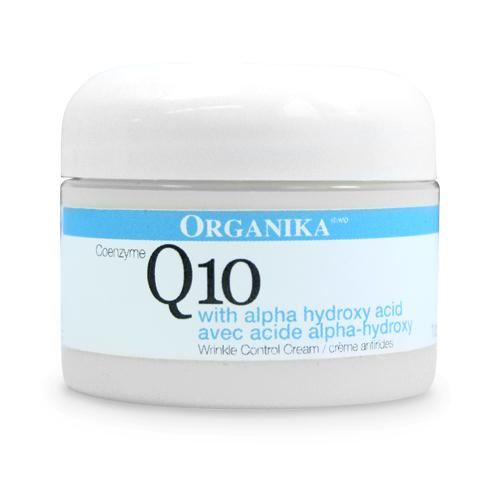 Crema anti-rid cu Coenzima Q10 si Acid Alfa Hidroxi