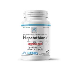Hepatothione - Pro Glutation endogen