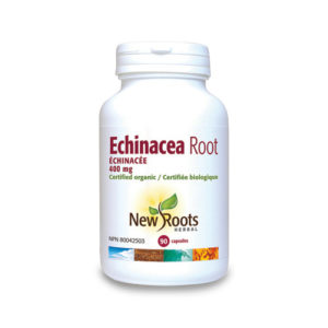 New Roots Herbal - Echinacea root forte