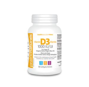 Vitamina D3 Forte - 180 capsule