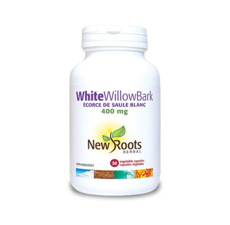 White Willow Bark - aspirina naturala