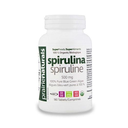 Spirulina bio - 180 capsule