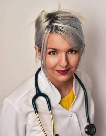 Clinica Brasov: Dr. Mathe Olga
