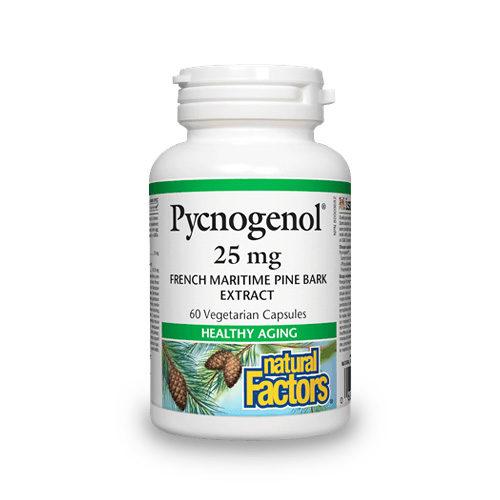 Pycnogenol - 25 mg - 60 capsule
