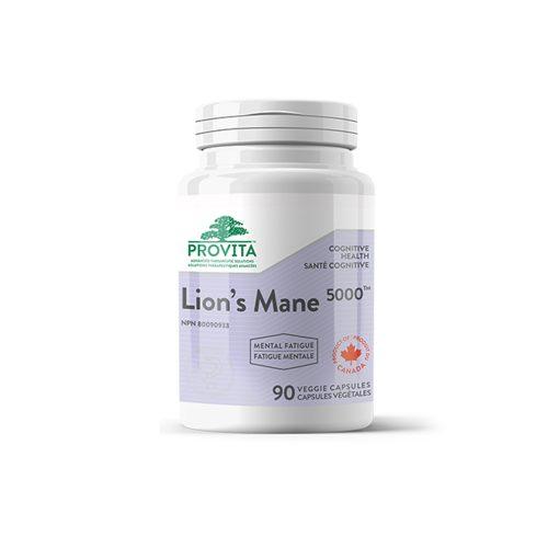 Lion's Mane 5000 - ciuperca Coama Leului (Hericium)
