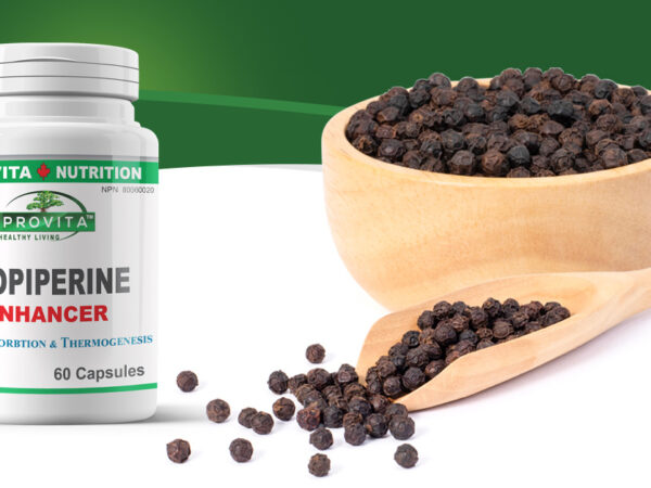 Rolul important al Piperinei în bolile cronice și cancer