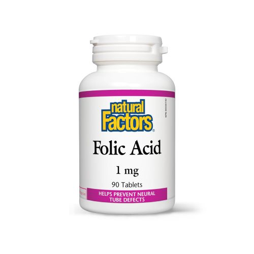 Acid Folic (Vitamina B9)