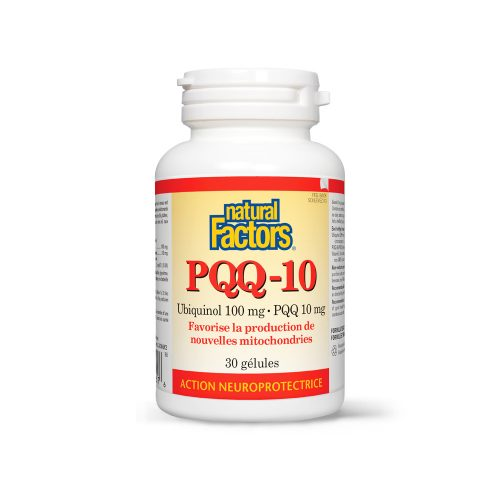 Coenzima Bio-PQQ Forte - Protejează și Regenerează Mitocondria