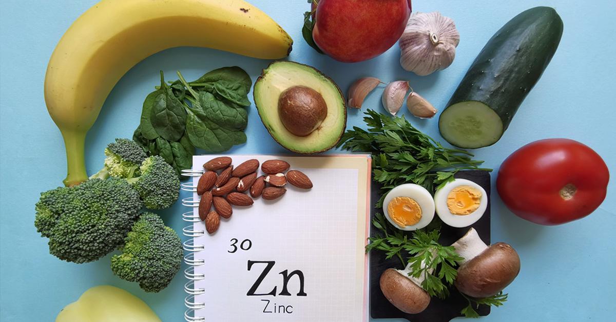 Cauze și semne ale deficitului de zinc