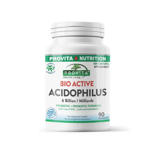 Bio-Active Acidophilus - 90 capsule